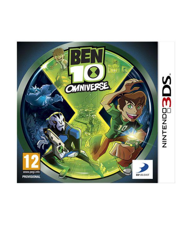 Ben 10 Omniverse 3DS (NTSC)