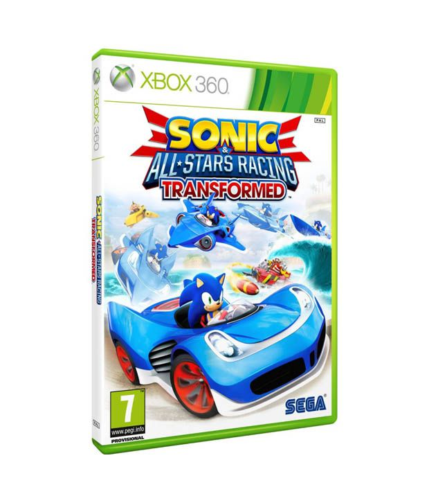 T l charger sonic all stars racing transformed xbox360 - Telecharger sonic gratuit ...