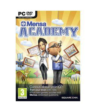 Mensa Academy For PC