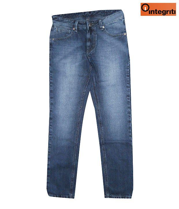 Integriti Dark Blue Jeans