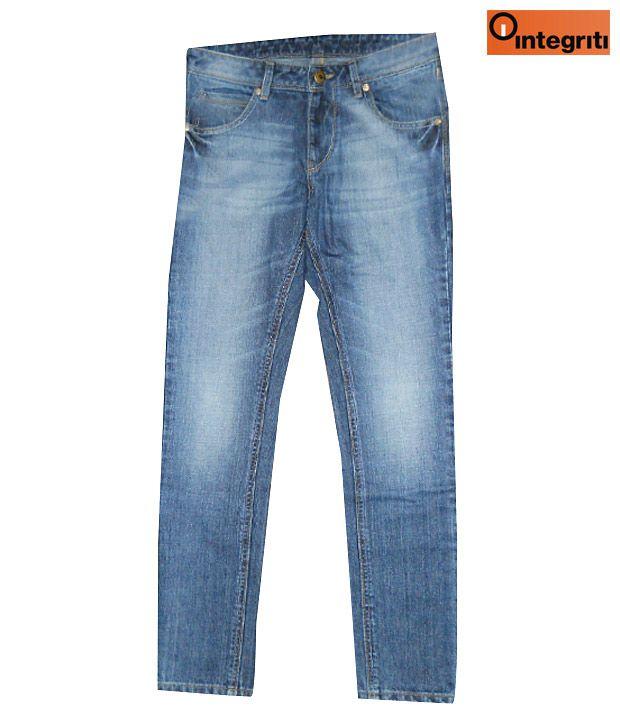 Integriti Stylish Blue Jeans