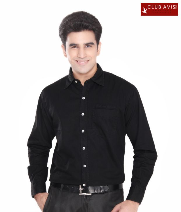 Club Avis USA Black Shirt