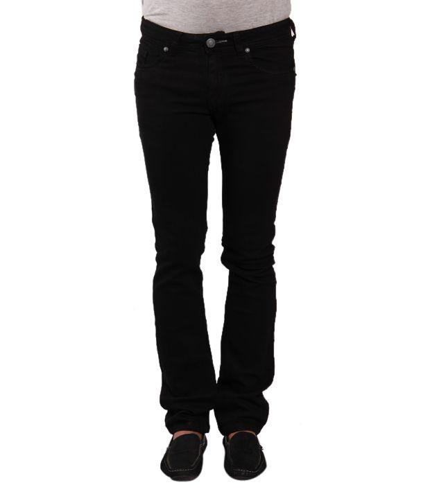 Urban Navy Black Jeans