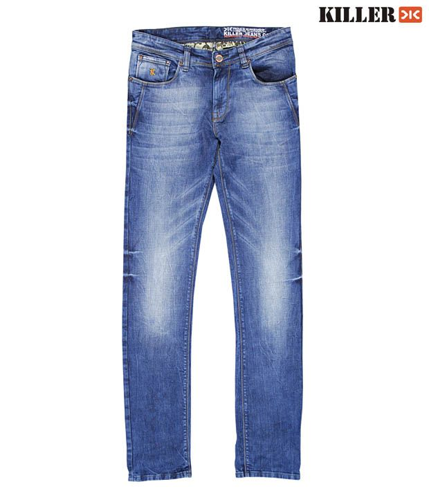 Killer Smart Royal Blue Men's Jeans