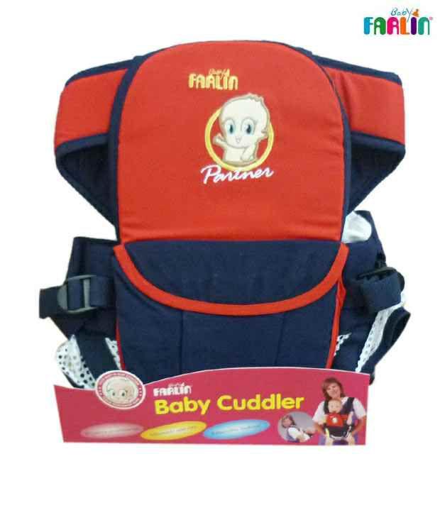 FARLIN Red Baby Cuddler