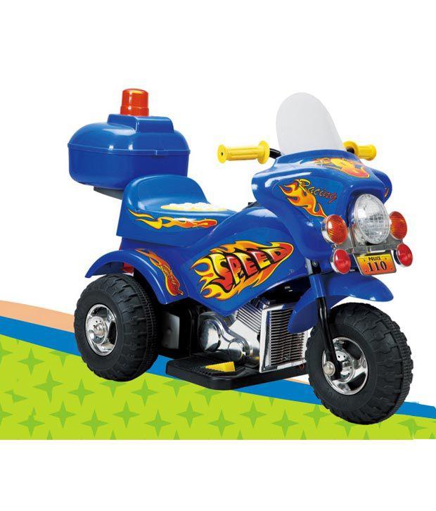 Roadster Police ATB Bike