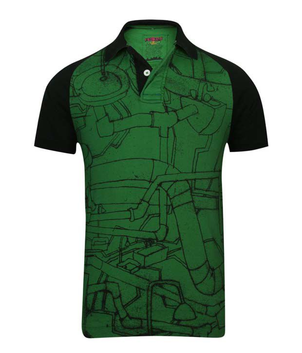 Probase Ultra Green T-Shirt