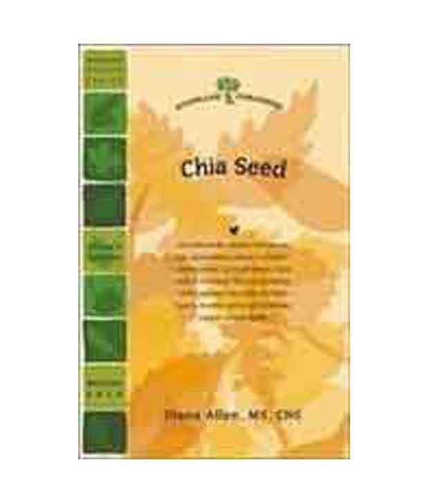 chia seed woodland health