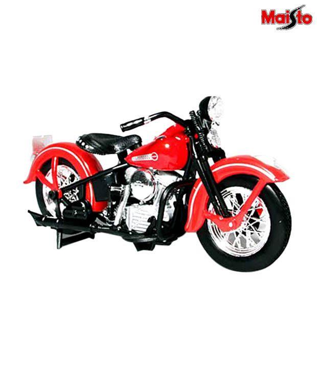 Maisto   Harley Davidson Motorcycles Collection
