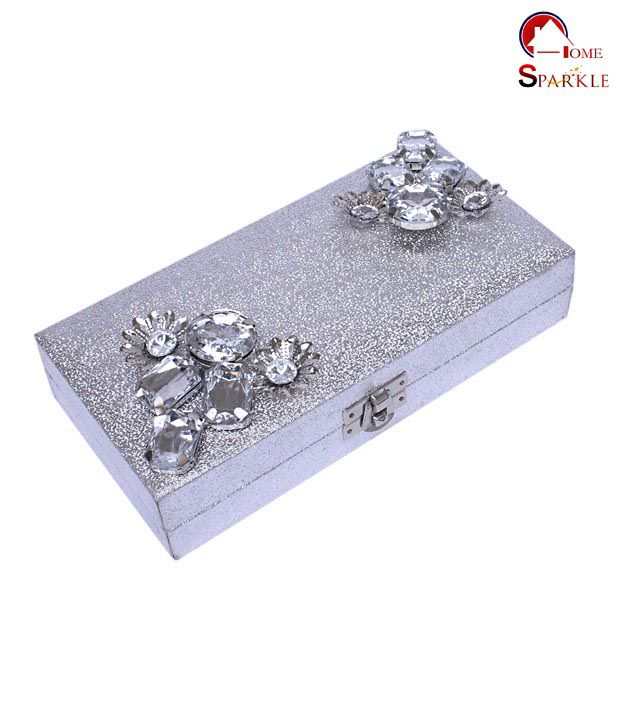Home Sparkle Exquisite Wedding Gift Cash Box Buy Home Sparkle
