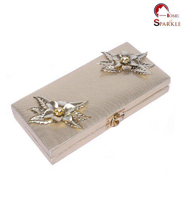 home sparkle designer wedding gift cash box