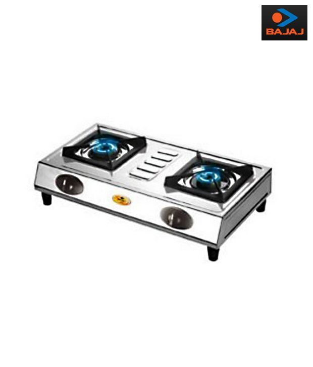 Bajaj Popular E 2 Burner Gas Cooktop
