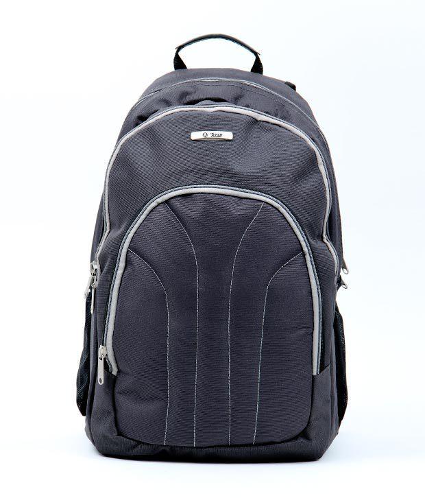 Avon Grey Smart & Trendy Laptop Backpack