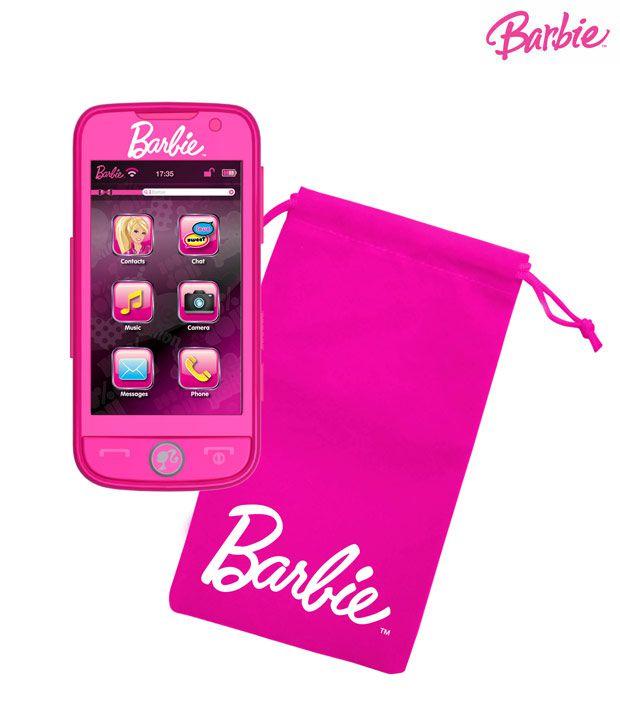Intek Pinky Barbie Fab Cell Phone - Buy Intek Pinky Barbie Fab Cell Phone  Online at Low Price - Snapdeal