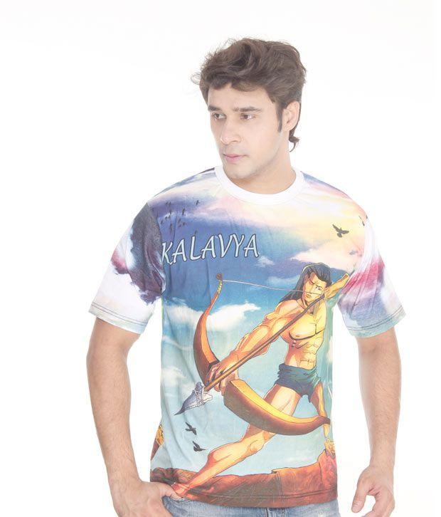 Rhythmic Designs Loyal Ekalavya T-Shirt