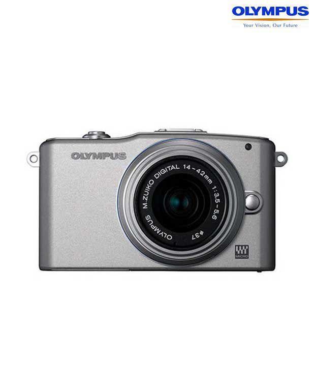 Olympus EPM 1 (Lens 14-42mm) (Silver)