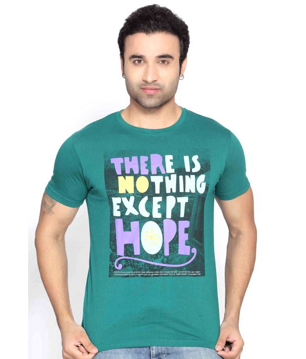 Locomotive Green T Shirt