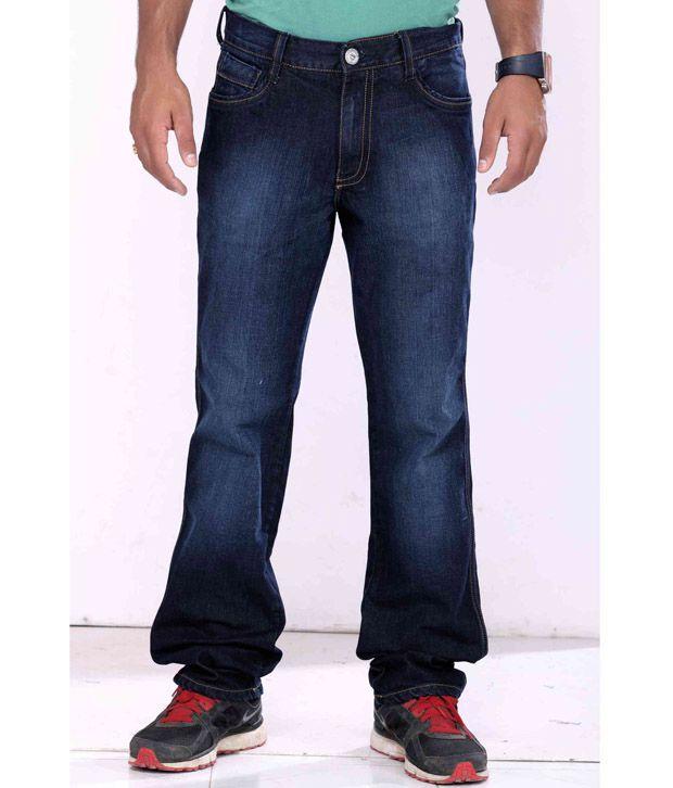 Locomotive Blue Jeans
