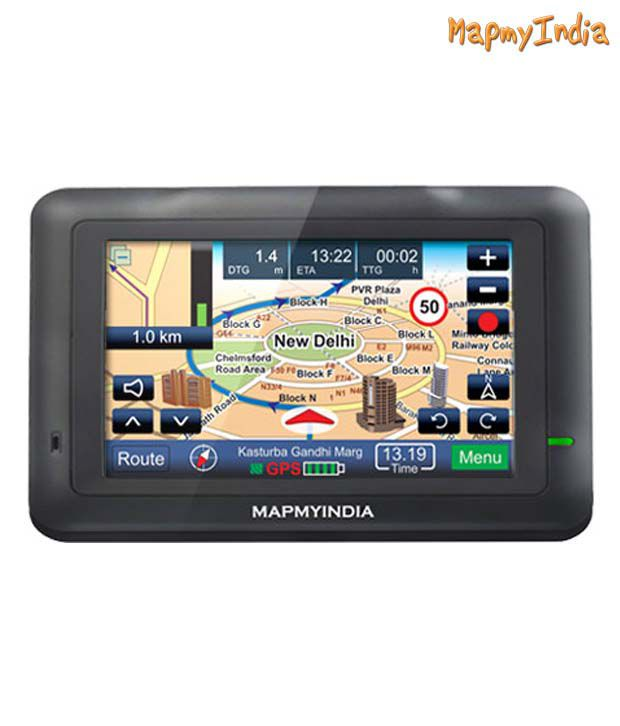 MapmyIndia - RoadPilotII - 3.5'' Touchscreen