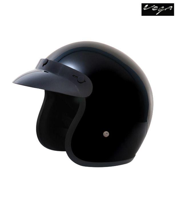 Vega Helmet - Rally Genesis - Black