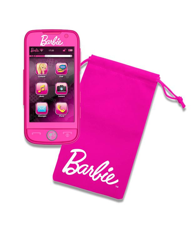 Barbie Toy Phone : Barbie fab cell phone buy online
