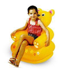 Intex Inflated Chair-Bear