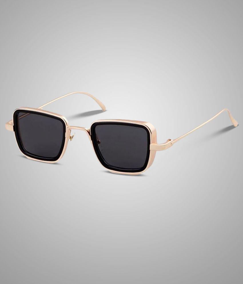 kabir singh sunglasses - Black Square Sunglasses ( 4413 )