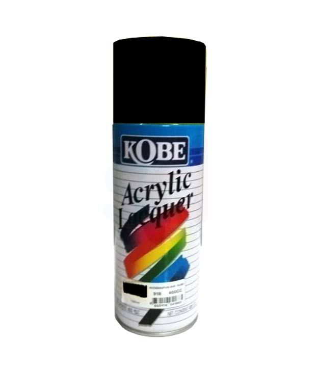 Speedwav Kobe Spray Paint For Car Bike Metal Wall 400ml Black Buy Speedwav Kobe Spray Paint