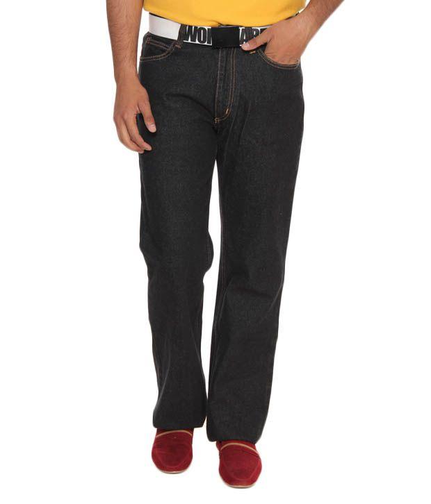 Lee Cooper Originals Black Men's Jeans