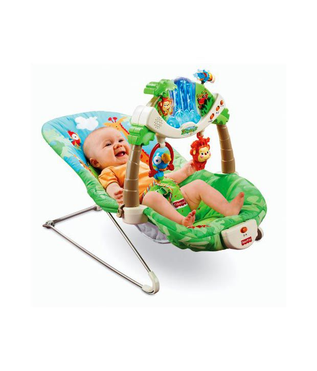 fisher price infant to toddler rocker assembly instructions