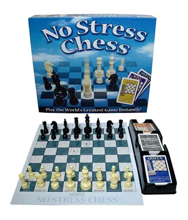 No Stress Chess(Imported Toys)