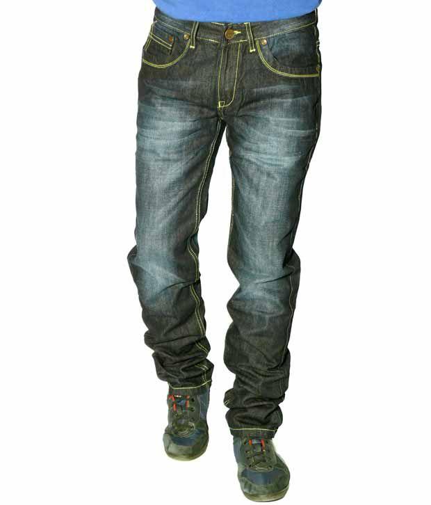 CMYK Navy-Blue Jeans