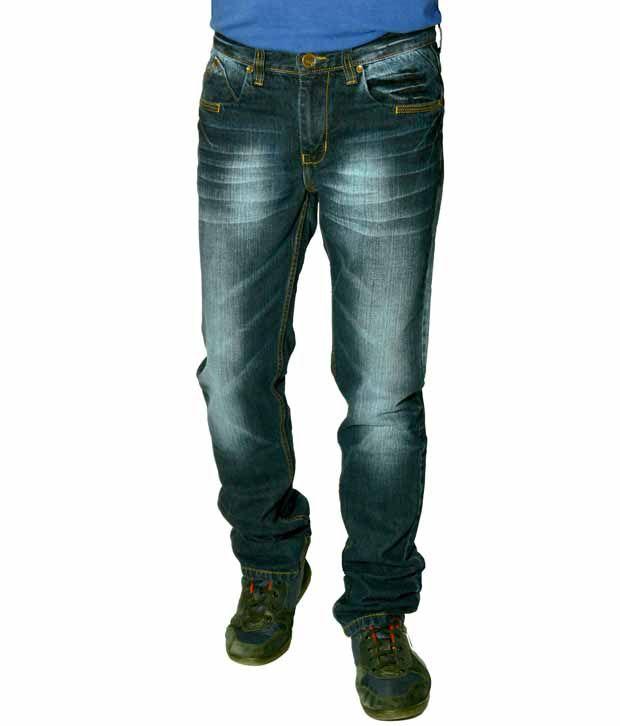 CMYK Indigo Jeans