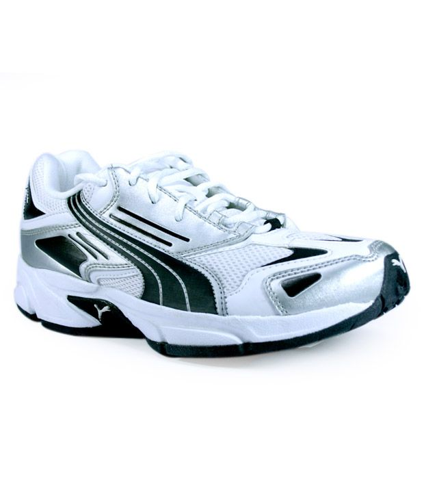 Buy Shoes Runner Cat Silver Puma Whiteamp; Running n0wONmv8
