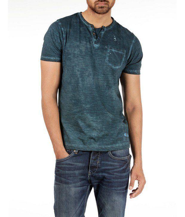 Basics 029 Turquoise T-Shirts