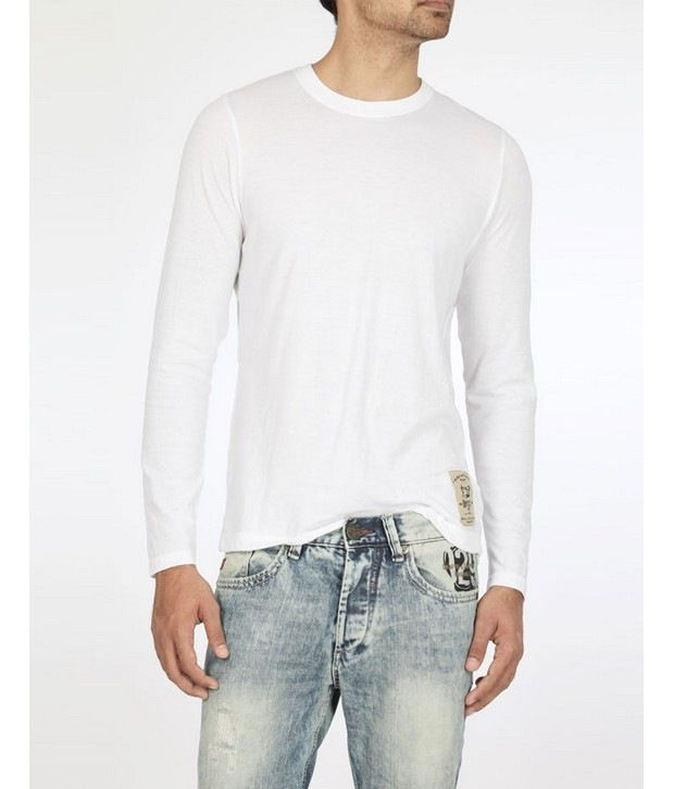 Basics 029 White T-Shirts