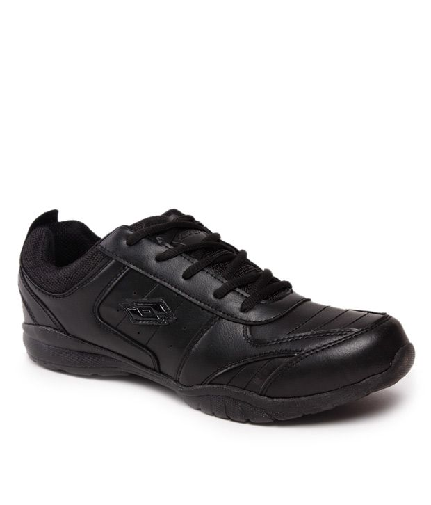 Lotto Proactive Black Sports Shoes Online