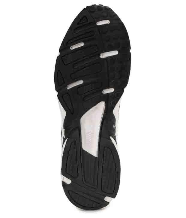 286993700e50 Puma Daemon White   Black Running Shoes - Buy Puma Daemon White ...
