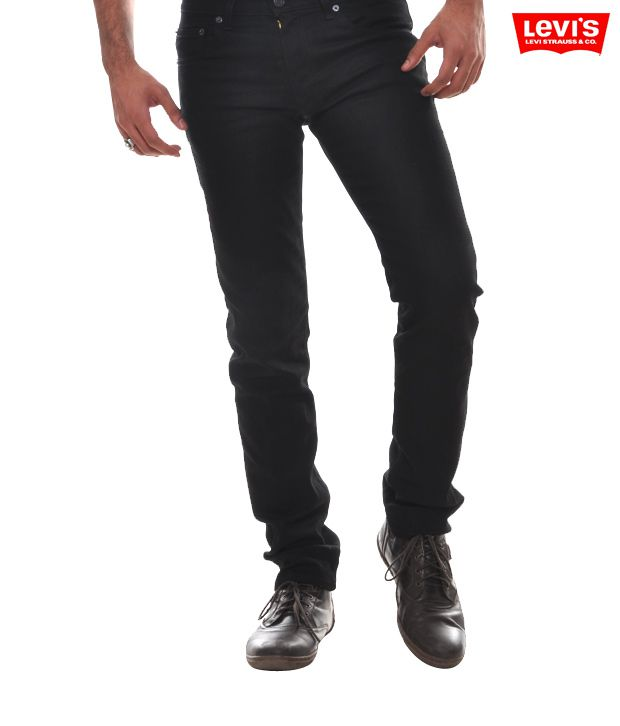 37439bcde69 Levi s Black Jeans-65504-0026 - Buy Levi s Black Jeans-65504-0026 Online at  Best Prices in India on Snapdeal