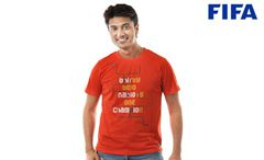 Fifa 32 Nations Red T-Shirt