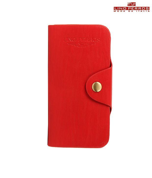 Lino Perros Red Hot Wallet