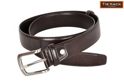 Tie Rack Stylish Brown Belt