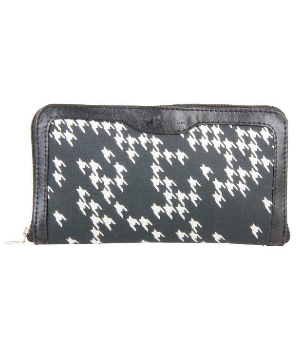 Paridhan Black Soft Wallet