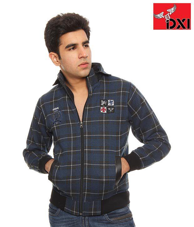 DXI Winter Wear Sweat Shirt For Men-X1130