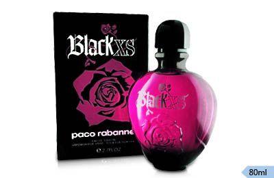 Paco Rabanne Black Xs Edt Women  80ml