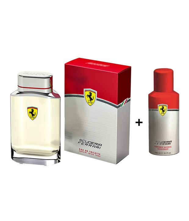 Ferrari Scuderia Men Gift Set