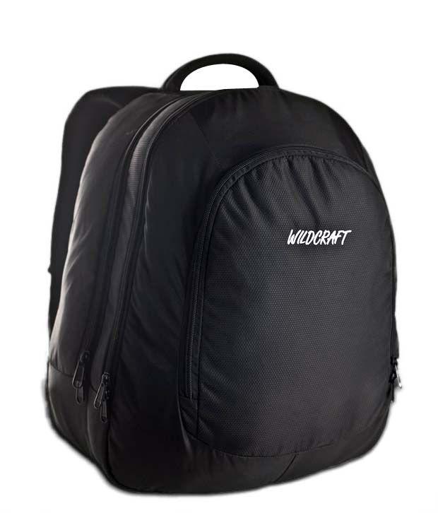 Wildcraft Notebook Black Laptop Backpack