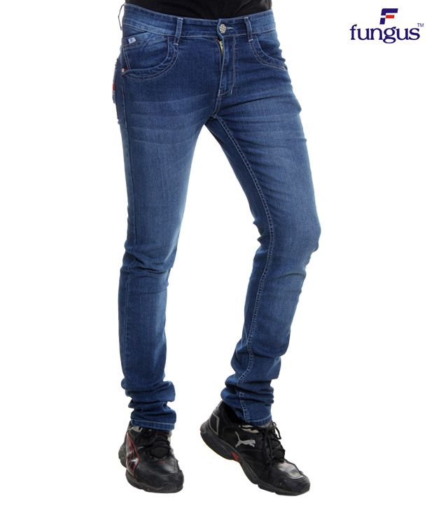 Fungus Dark Blue Denims-FSTR-10-DARKBLUE