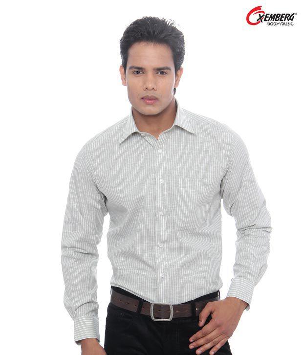 Oxemberg Pista-White Shirt-Sh-85937-2