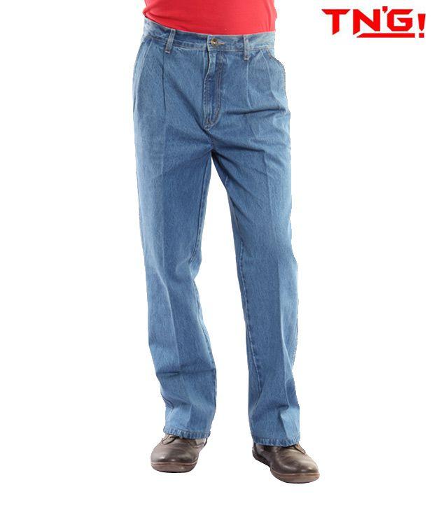 TN'G Razor Lite Denim Jeans(TJDGN-3674-BW)